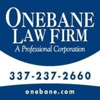 Onebane Law Firm