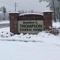 Brandon G. Thompson Funeral Home