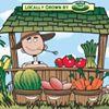The Farm Market Cart by United Turf Inc.