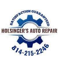 Holsinger's Auto Repair