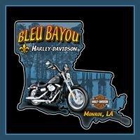 Bleu Bayou Harley-Davidson