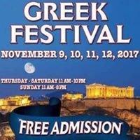 Annual St.Demetrios Greek Festival