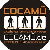 Cocamü-  Skate Snow Streetwear