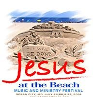 Jesus at the Beach
