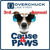 Overchuck Law Firm Cause 4 Paws