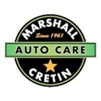 Marshall Cretin Auto