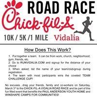 Chick-fil-A Vidalia