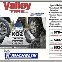 Valley Tire - Kentville/Bridgewater/Halifax