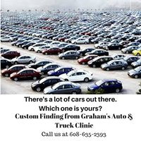 Graham's Auto & Truck Clinic & Graham's Auto Sales