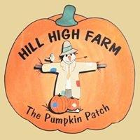 The Pumpkin Patch at Hill High Farm