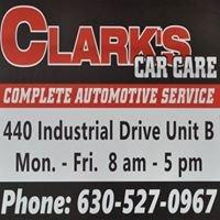 Clarks Car Care