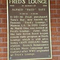 Freds Lounge