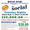 Wayne Bowl