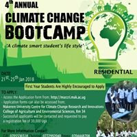 Makerere university climate change assosiation - MUCCA