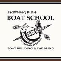 Skipping Fish Boat School