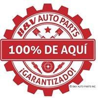 B&V Auto Parts
