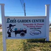Lee's Garden Center & Gift Shop