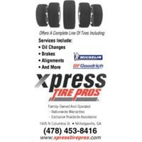 Xpress Tire Pros & Xpress Wash and Lube of Milledgeville