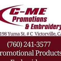 C-Me Promotions & Embroidery