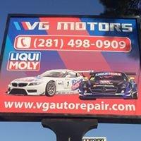VG Motors Houston - Automotive Repair