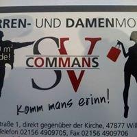 Herren- und Damenmode Commans