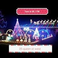 Hastings Christmas Light Show
