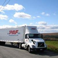 PAF Transportation, Inc.
