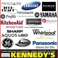 Kennedy's Quality Major Appliances & Electronics Since 1932