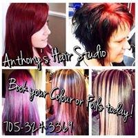 Anthony's Hair Studio