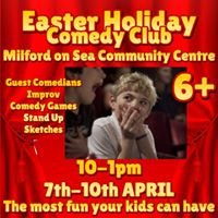 School of Comedy Easter Holiday Course
