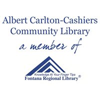Albert Carlton - Cashiers Community Library