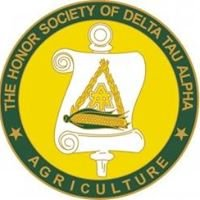 National Delta Tau Alpha Agriculture Honor Society