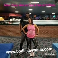 ZUMBA fitness with Derica Wade
