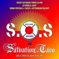 SOS at Salvation Taco Rooftop