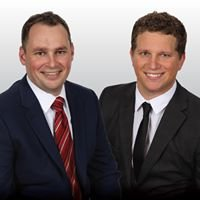 Jason Challenger and John Ireland with Affinity Group Pinnacle Realty