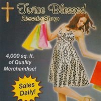 Twice Blessed Resale