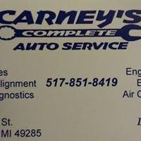 Carney's Complete Auto Service