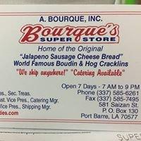 Bourque's Specialties