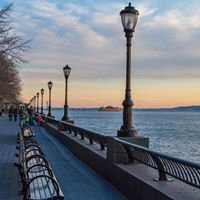 Battery Park City Waterfront