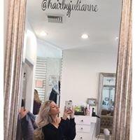 Hair by Julianne Venturino