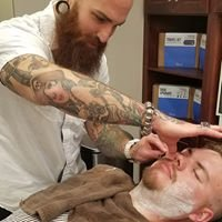 Rich Keeley -Old time Barber