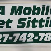 A Mobile Pet Sitting