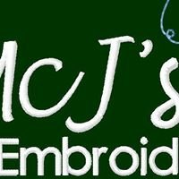 Mcj's Embroidery