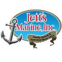 Jett's Marine, Inc.