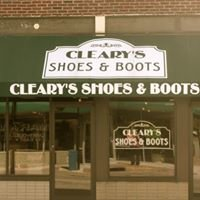 Cleary's Shoes and Boots