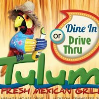 Tulum fresh Mexican Grill