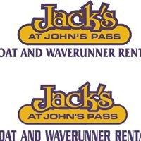 Jack's Marina Boat and Waverunner Rentals