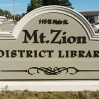 Mt. Zion District Library