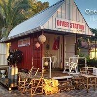 Diver Station San Andrés, isla