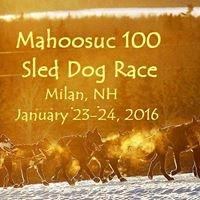 Mahoosuc 100 Sled Dog Race